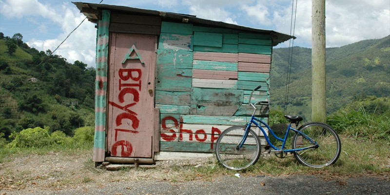 Bicycle Shop - Blue Mountains