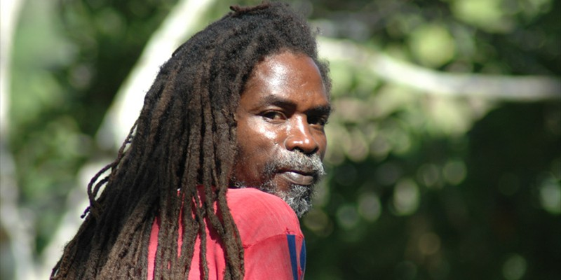 Rasta Man, Blue Mountains