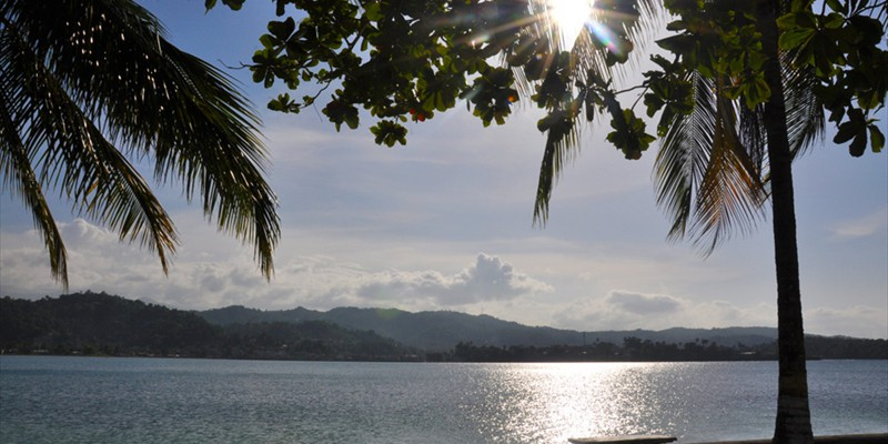 Folly Point, Port Antonio