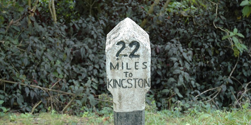 22 to Kingston