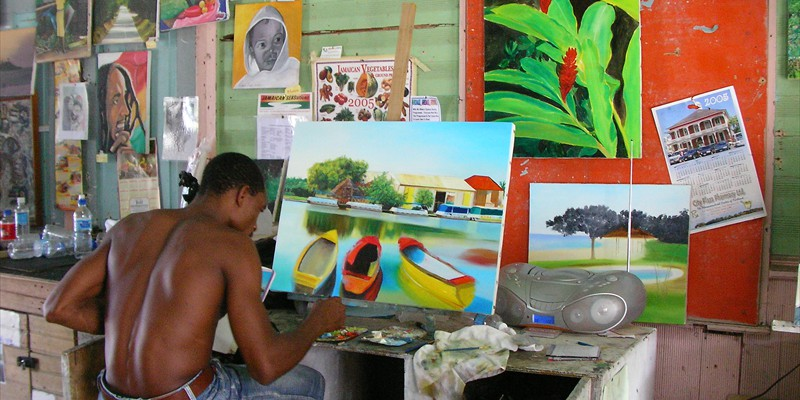 Art Shop - Port Antonio