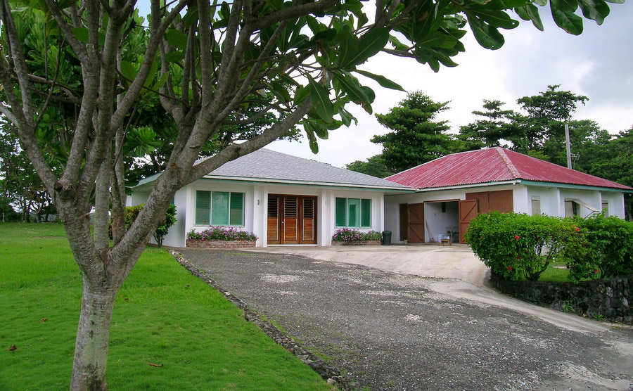 Magnificient Villa On The North Coast Of Jamaica